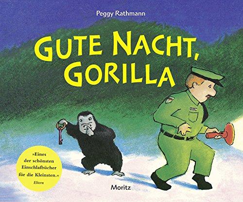 9783895651779: Gute Nacht, Gorilla!
