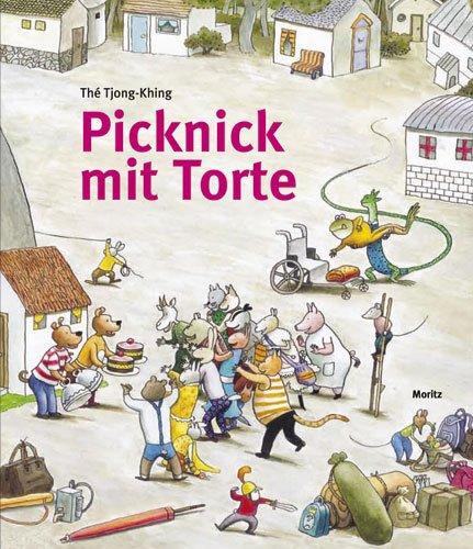 9783895651922: Picknick mit Torte