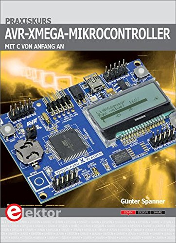 9783895762888: Praxiskurs AVR-XMEGA-Mikrocontroller