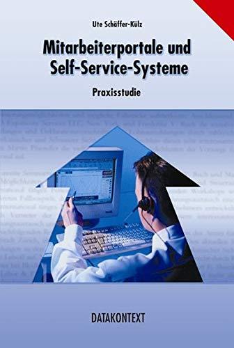 9783895773419: Mitarbeiterportale und Self-Service-Systeme