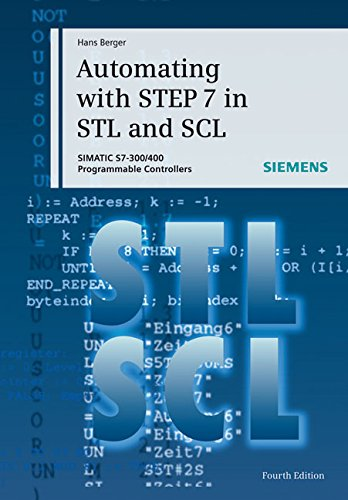 9783895782954: Automating with STEP 7 in STL and SCL
