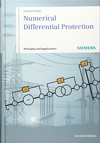 9783895783517: Numerical Differential Protection: Principles and Applications