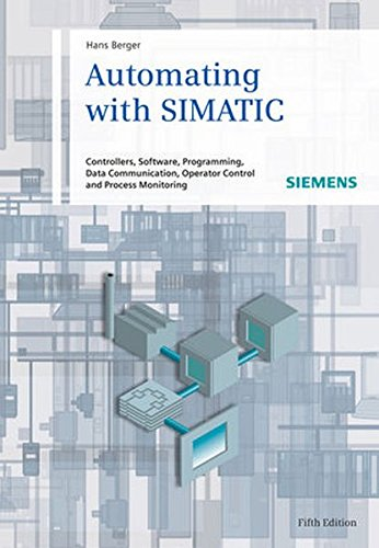 9783895783876: Automating with Simatic 5E - Controllers, Software, Programming, Data Communication