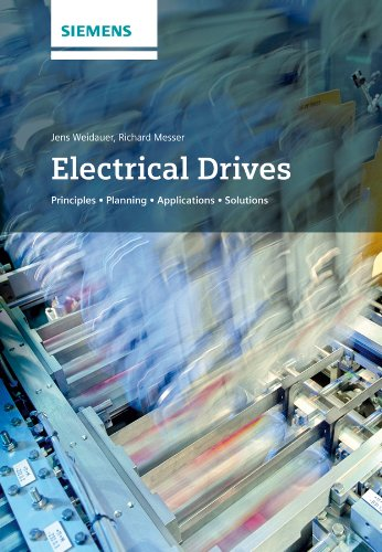 9783895784347: Electrical Drives: Principles, Planning, Applications, Solutions