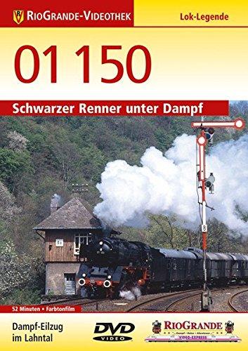9783895807268: 01 150 Schwarzer Renner unter Volldampf [Alemania] [DVD]