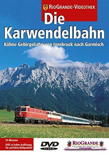 9783895808050: Die Karwendelbahn - Kühne Gebirgsbahn von Innsbruck nach Garmisch [Alemania] [DVD]