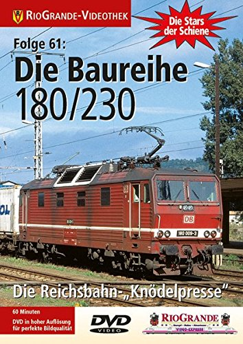 9783895808227: Die Reichsbahn Knoedelpresse - Die Baureihe 180/230