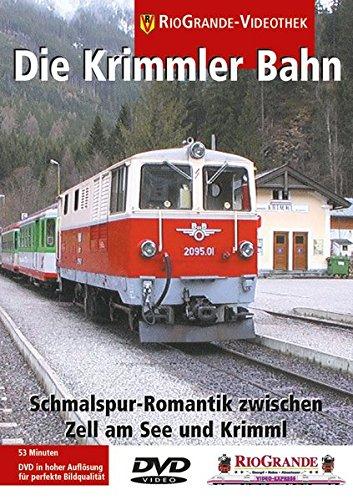9783895808302: Die Krimmler Bahn - Schmalspurromantik zwischen Zell am See und Krimml [Alemania] [DVD]
