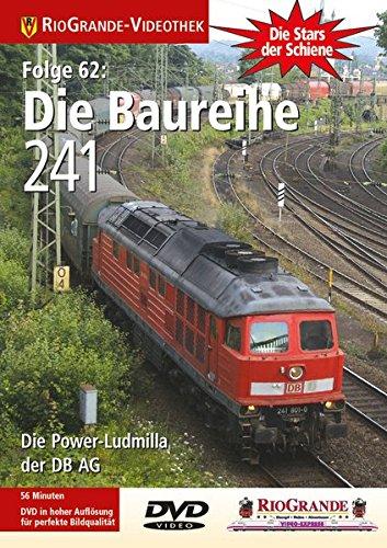 9783895808319: Die Baureihe 241 - Die Power-Ludmilla der DB AG [Alemania] [DVD]