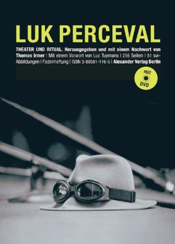 9783895811166: Luk Perceval. Theater und Ritual