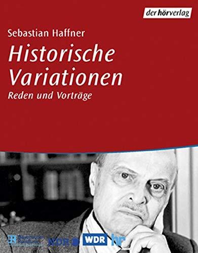 9783895845369: Historische Variantionen