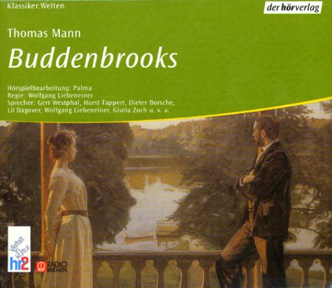 Buddenbrooks, 7 Audio-CDs: Mann, Thomas, Palma