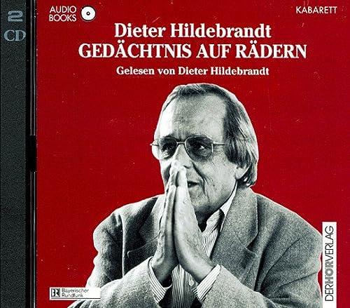 9783895845536: Gedächtnis auf Rädern. Audiobook. 2 CDs [Audiobook]