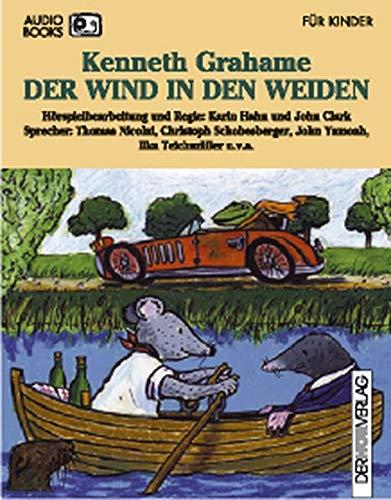 Der Wind in den Weiden, 1 Cassette: Grahame, Kenneth, Thomas