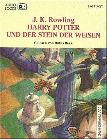 9783895846670: Harry Potter Und Der Stein Der Weisen (German Edition)