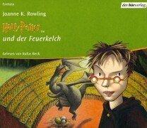 9783895847042: Harry Potter und der Feuerkelch. Bd. 4. 20 Audio-CDs