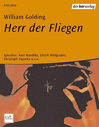 Herr der Fliegen, 1 Cassette: William Golding