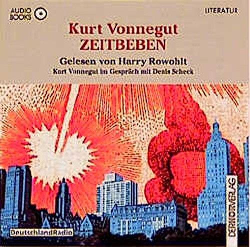 9783895847356: Zeitbeben. 2 CDs