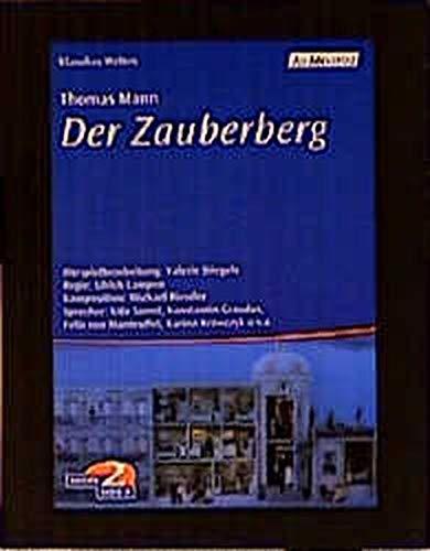 9783895848131: Der Zauberberg (Klassiker. Welten)
