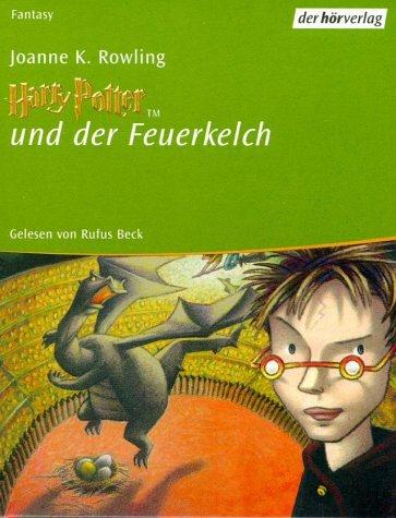 9783895848612: Harry Potter und der Feuerkelch. Bd. 4. 16 Cassetten