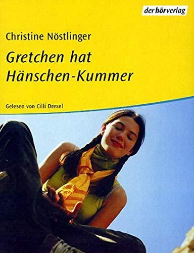 9783895849152: Gretchen Hat Hänschen-Kummer [Casete]