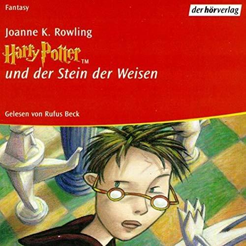 Harry Potter und der Stein der Weisen Cover