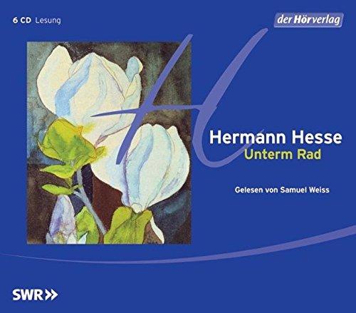 9783895849657: Unterm Rad. 6 CDs