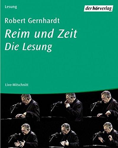 9783895849862: Reim und Zeit. CD
