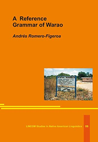 9783895861048: A Reference Grammar of Warao