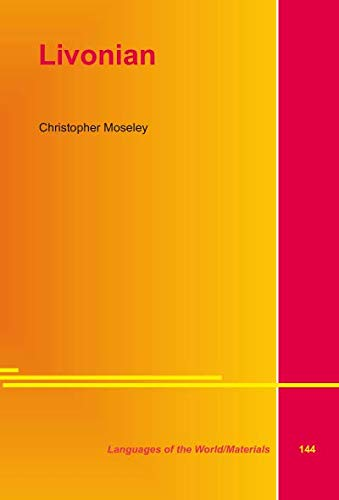 Livonian: Moseley, Christopher