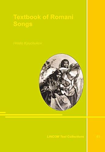 Textbook of Romani Songs: Kyuchukov, Hristo