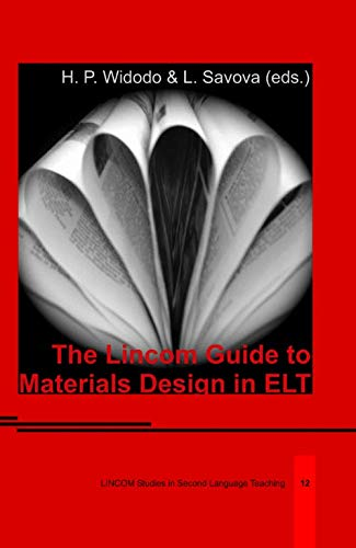 9783895862526: The Lincom Guide to ELT Materials Design and Development: Theory and Practice