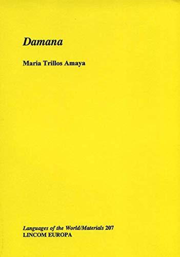 Damana: Trillos Amaya, Maria