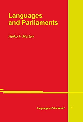 Languages and Parliaments: Marten,