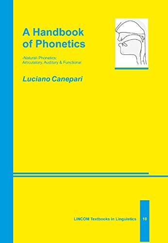 Handbook of Phonetics: Canepari, Luciano