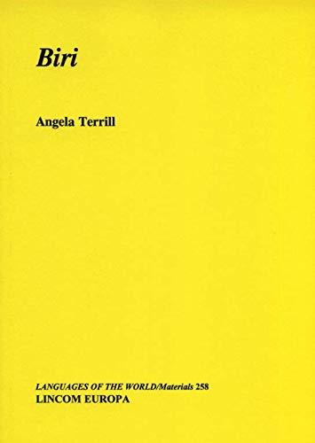 Biri: Terrill, Angela