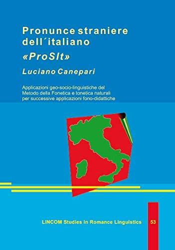 Pronunce straniere dell'italiano (ProSIt): Canepari, Luciano