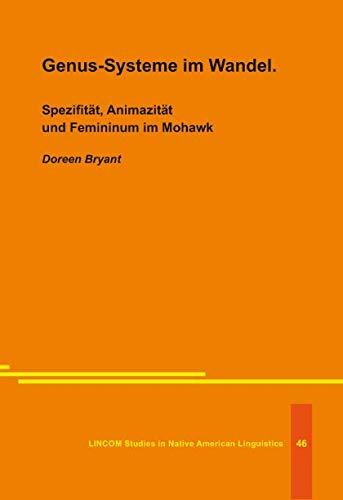 Genus-Systeme im Wandel: Bryant, Doreen
