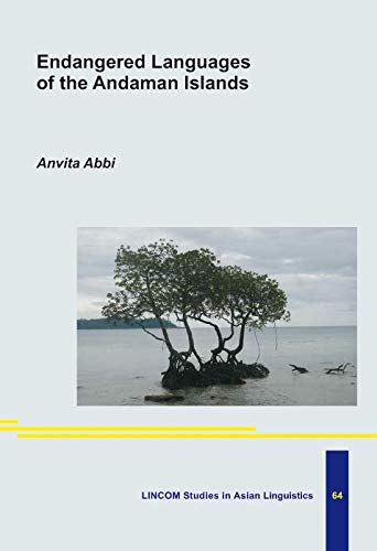 9783895868665: Endangered Languages of the Andaman Islands + CD