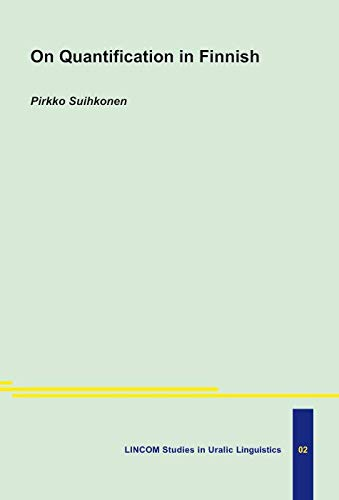 On Quantification in Finnish: Suihkonen, Pirkko
