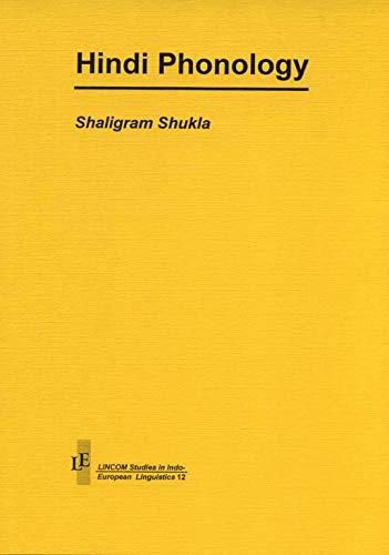 Hindi Phonology: Shukla, Shaligram