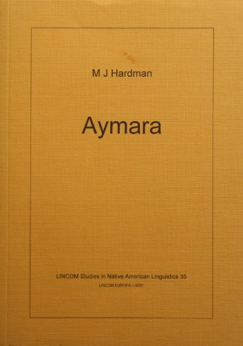 Aymara: Hardman, MJ