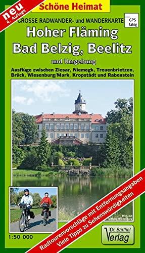 9783895911545: Hoher Fläming, Bad Belzig, Beelitz und Umgebung