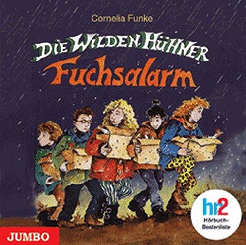 9783895923487: Die wilden Hühner. Fuchsalarm 2. Cassette