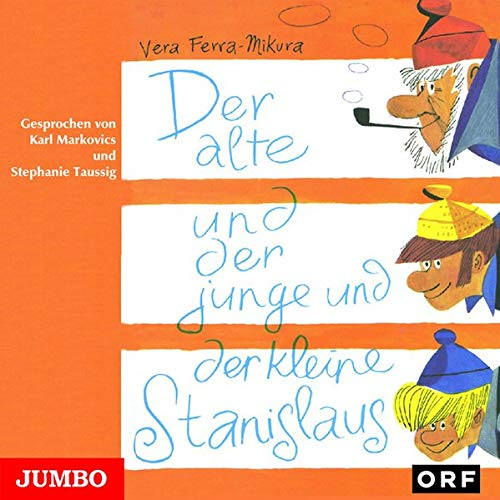 9783895925511: Besuch bei den drei Stanisläusen. CD