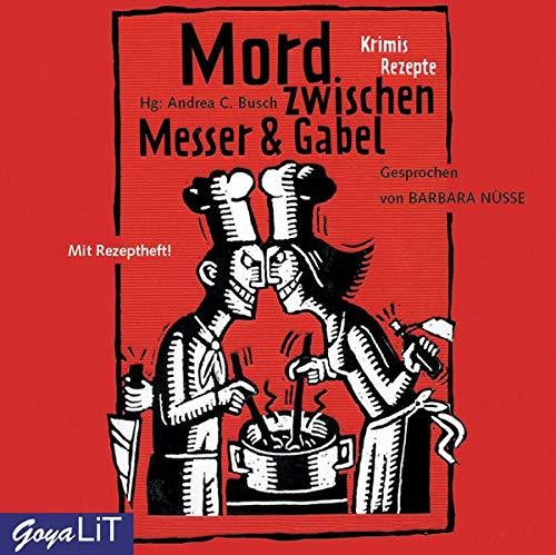 9783895928345: Mord zwischen Messer und Gabel. 2 CDs.