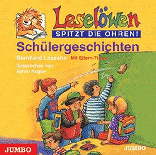 9783895929144: Leselöwen spitzt die Ohren. Schülergeschichten. CD.