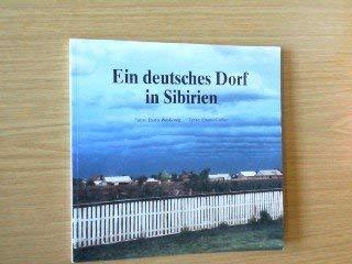 9783895982682: Ein deutsches Dorf in Sibirien (German Edition)