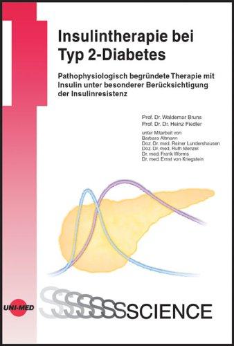 9783895997525: Insulintherapie bei Typ 2-Diabetes