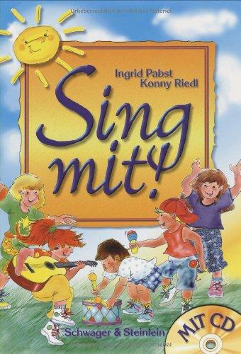 9783896002983: Sing mit!